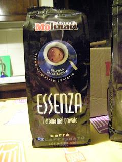 testiamo i prodotti :  il  caffe' dal 1808