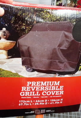 Premium Reversible BBQ Grill Cover: to keep your grill in good condition