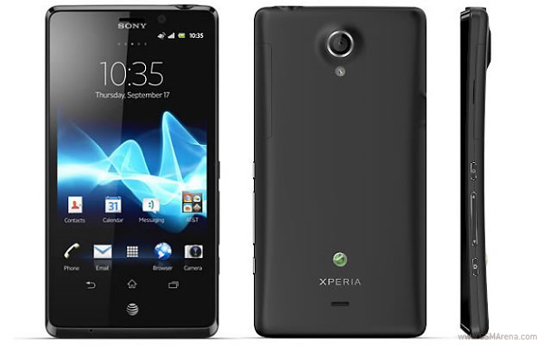 AT&T Sony Xperia TL Receives Android 4.1.2 Jelly Bean Update