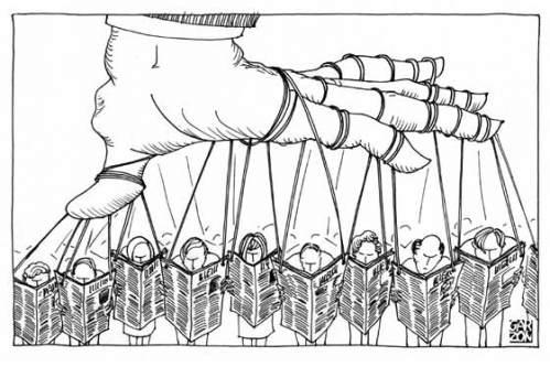 """Mensaje tranquilizador a la """"ciudadanía"""" ante la actual situación Manipulacion-mediatica"""
