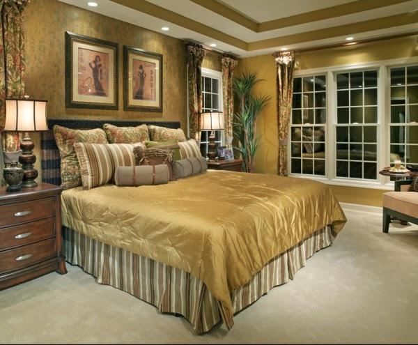 Small Master Bedroom Decor