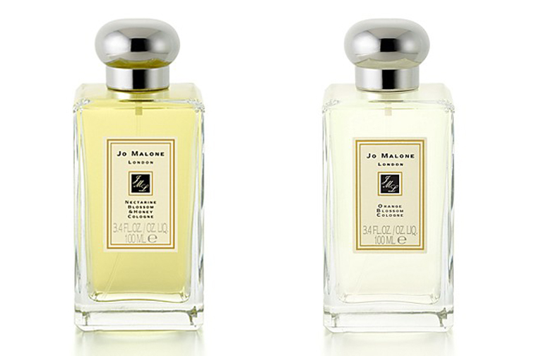 Jo Malone Cologne Orange Blossom Nectarine Honey