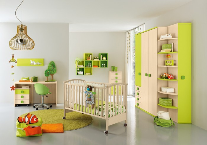 my dream which the most beautifull funky nursery furniture