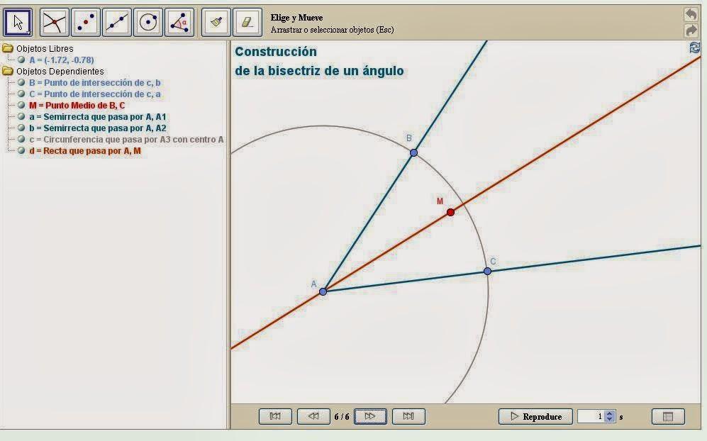 http://recursostic.educacion.es/gauss/web/materiales_didacticos/eso/actividades/geometria/procedimientos/bisectriz/actividad.html