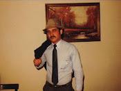 Aramis Gonzalez Gonzalez en 1980s o 1982 en Tampa, Florida, EEUU