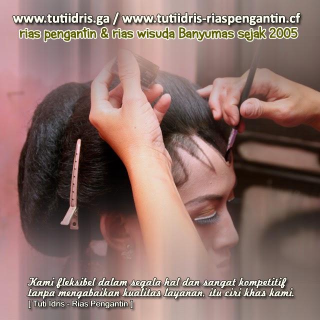 Profil Tuti Idris Rias Pengantin Banyumas & Kartu Nama Ny. Tuti Idris Rias Pengantin & Rias Wisuda - www.tutiidris.ga
