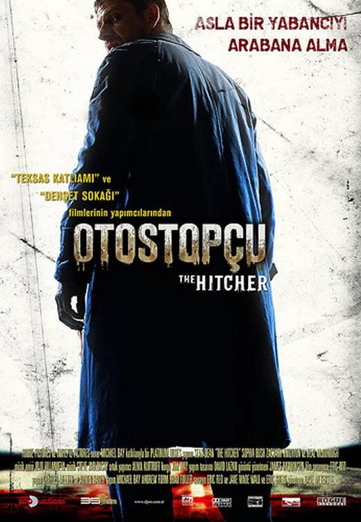 Otostopçu sinema filminin afişi