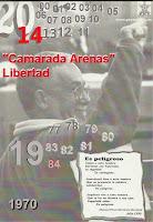 """PRES@S ENFERM@s      Campaña: Libertad """"Camarada Arenas"""" a 19 Octubre 2014"""