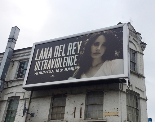 Lana Del Rey || Ultraviolence Billboard || Allegory of Vanity