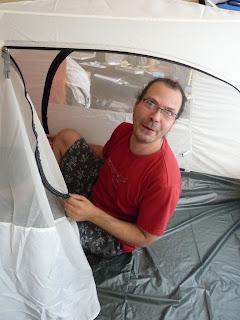 ファウデのテント : カンポ・エコ3P