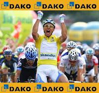 DAKO Okna - Tour de Pologne 2013
