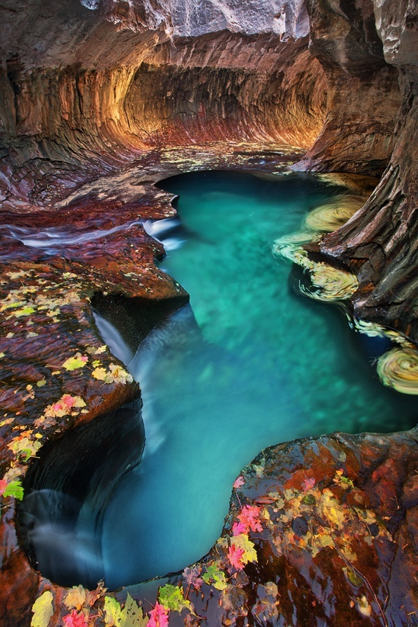 Zion National Park Southern United States