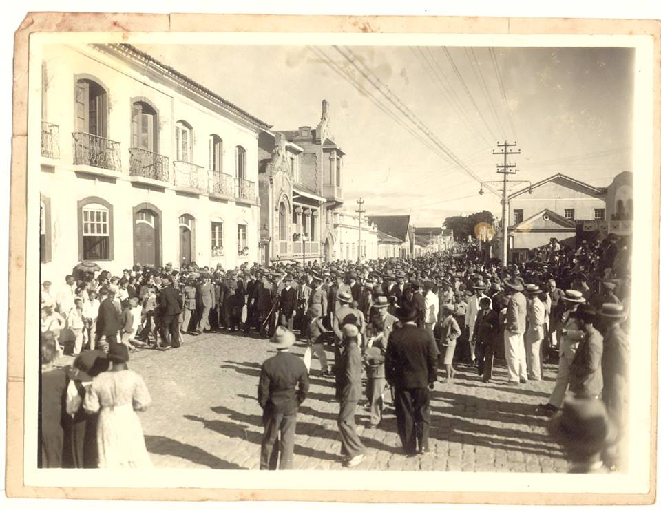 Festividade em Barbacena MG