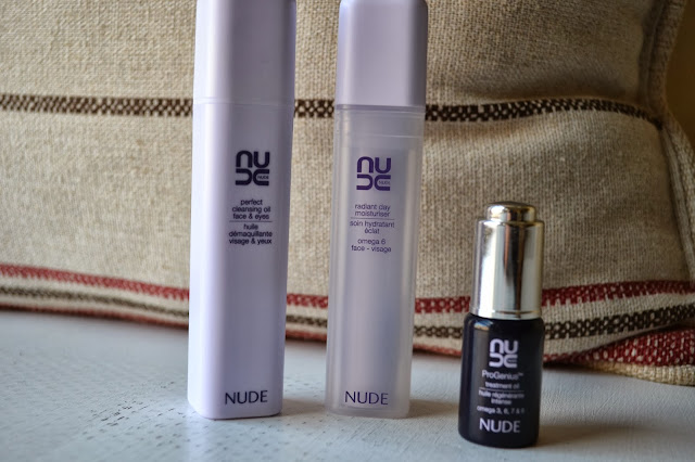 NUDE Natural Radiance Set