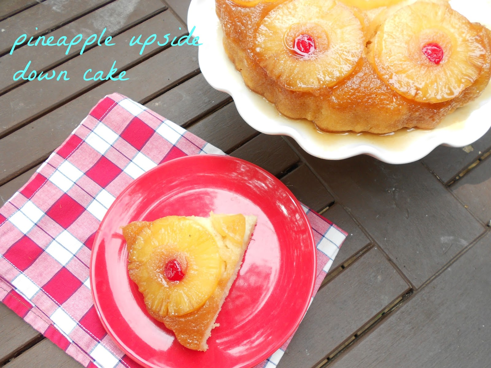 Old Fashioned Pineapple Upside-Down Cake Recipe 43