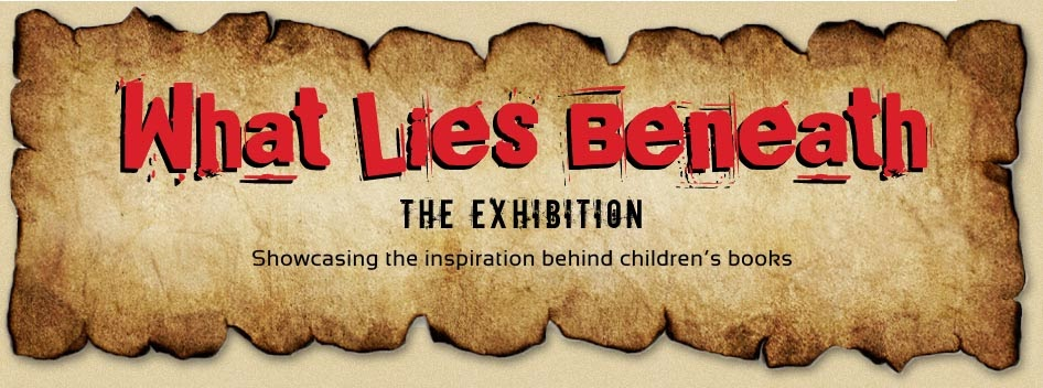 What Lies Beneath Exhibition