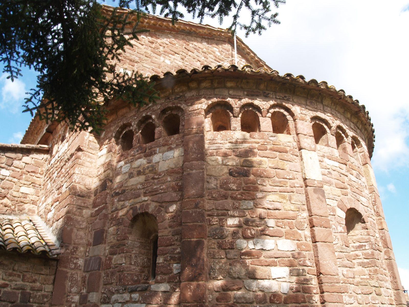 VOLTA DE CANu00d3: SANT MARTu00cd DEL BRULL, OSONA, 1048-1060