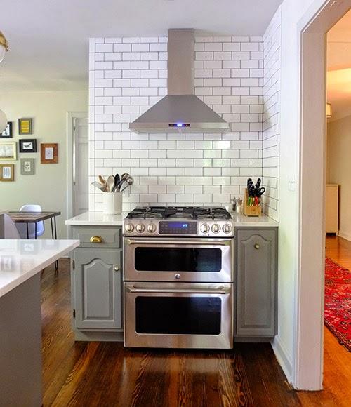 Naifandtastic decoraci n craft hecho a mano - Azulejo metro cocina ...