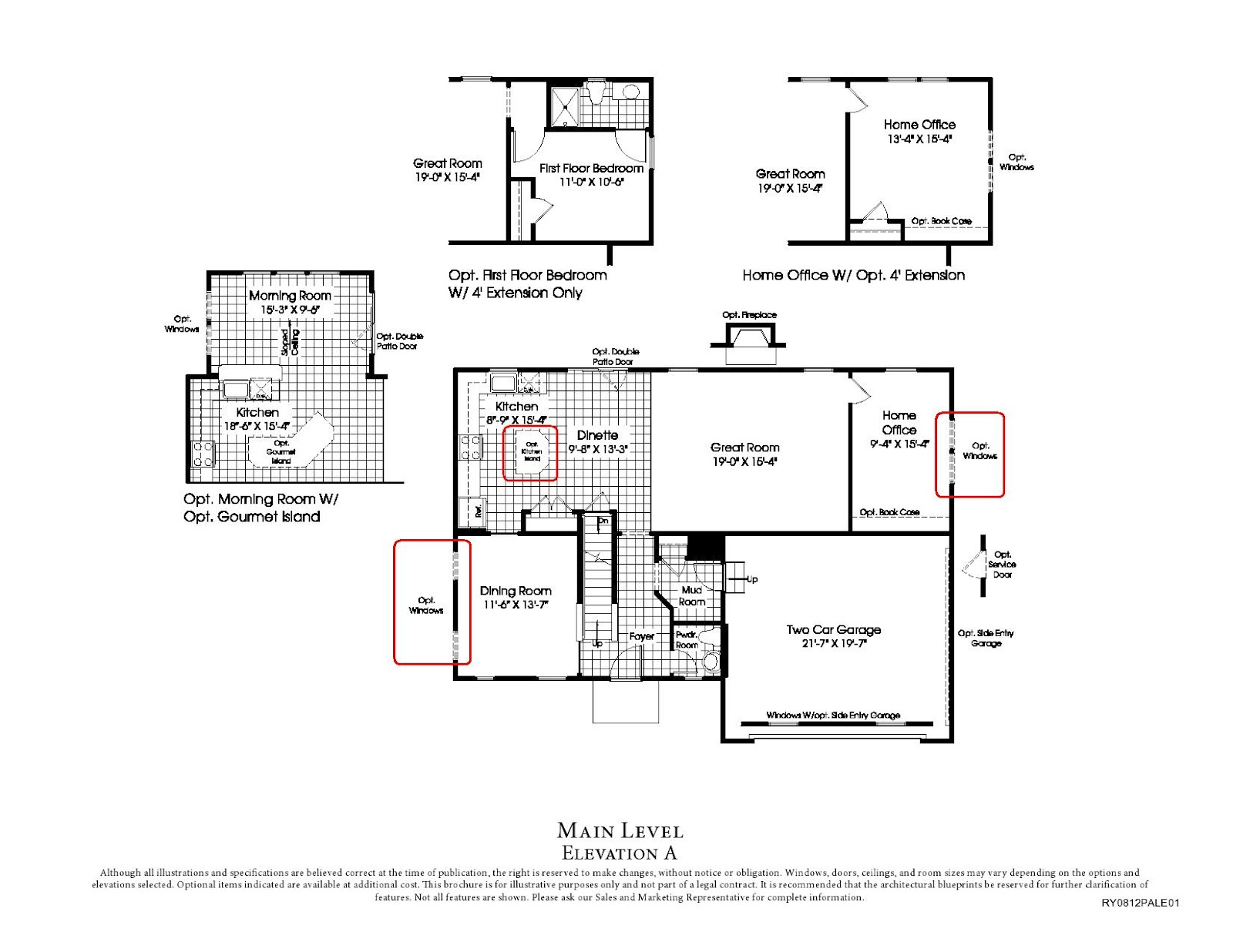 My first palermo floor plan My floor plan