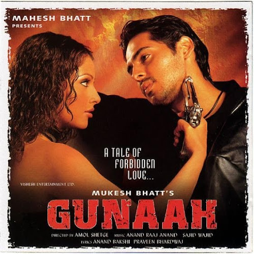 Gunaah (2002) Movie Poster