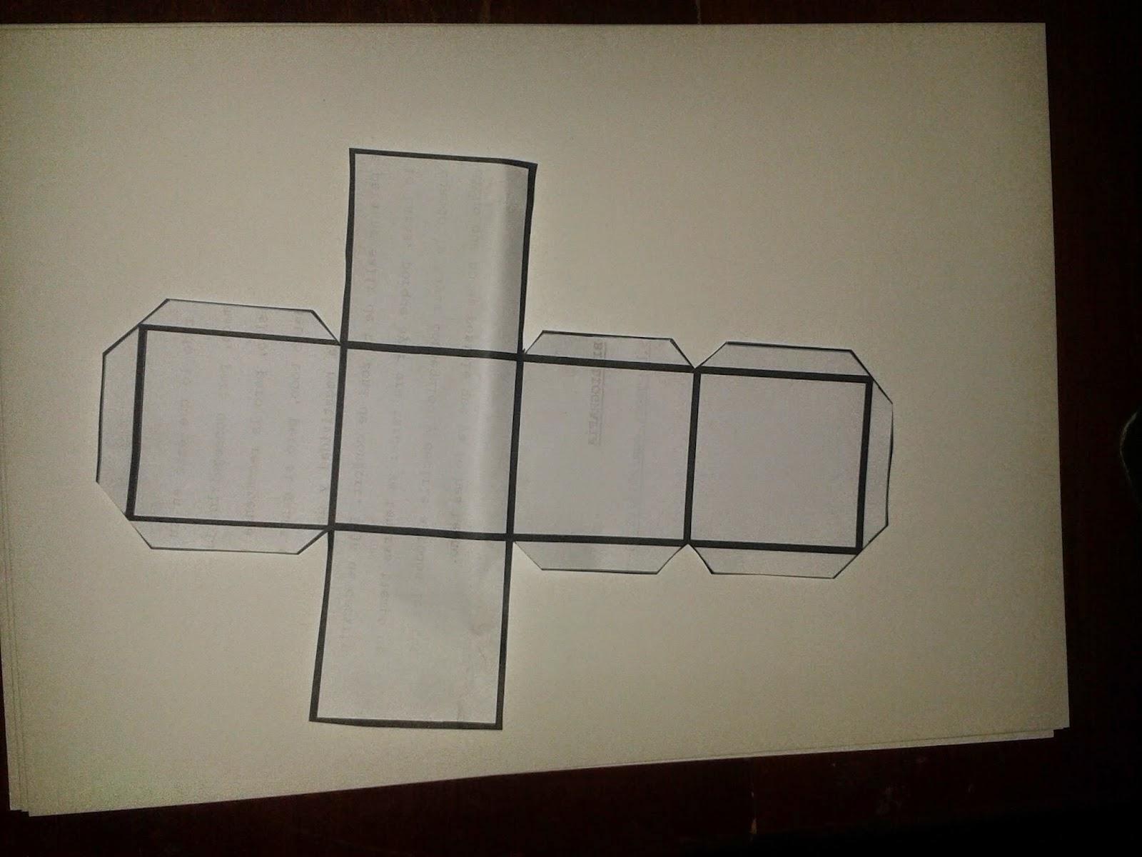 Manualidades Cubo Mágico