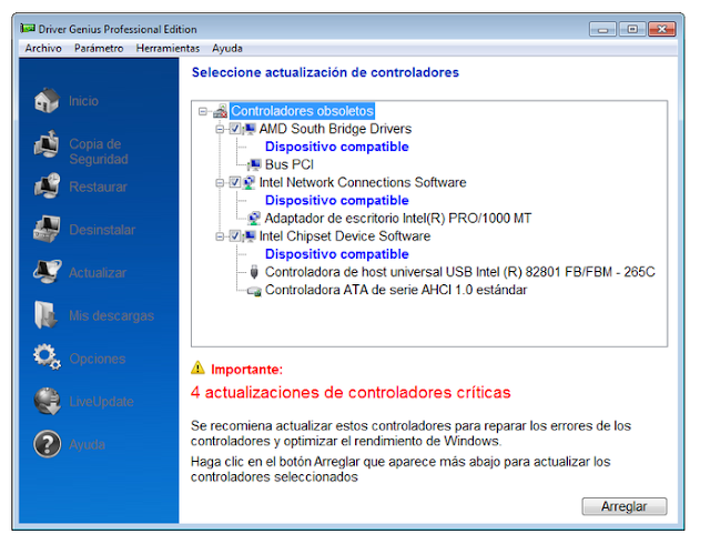 DPC_WATCHDOG_VIOLATION Pantalla azul Windows 8 solución 3