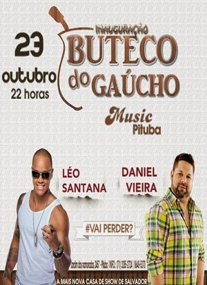 BUTECO DO GAUCHO