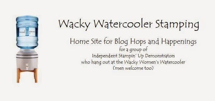 Wacky Watercooler Stamping