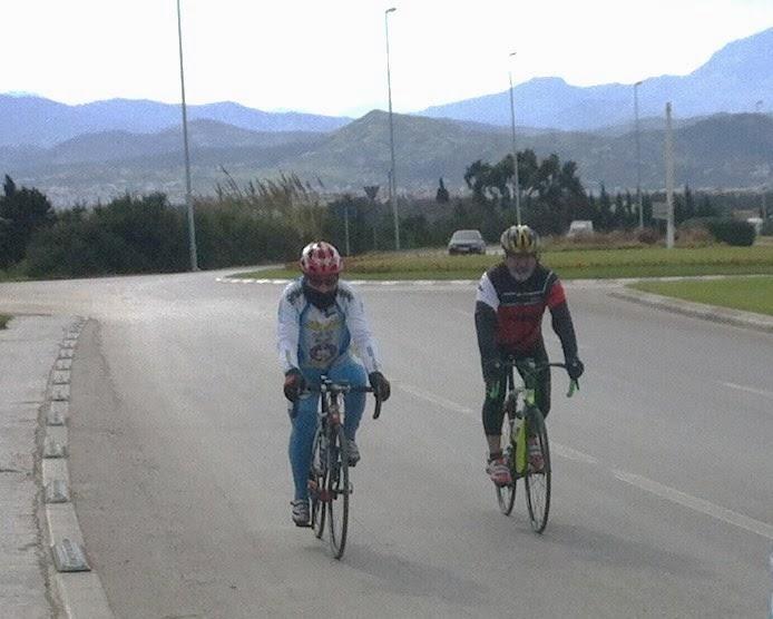 Anaya y Herrerita, ruedas inaccesibles