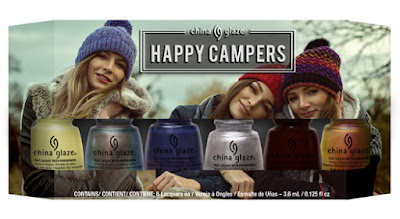 China Glaze Happy Campers 6-Piece Set