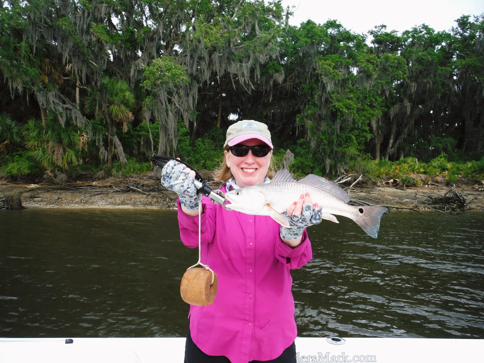 Amelia island fishing reports one by one for Amelia island fishing report