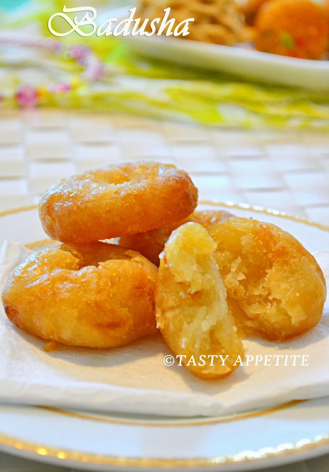 How to make badusha badusha sweet recipe easy step by step badusha sweet recipe easy step by step recipe forumfinder Gallery