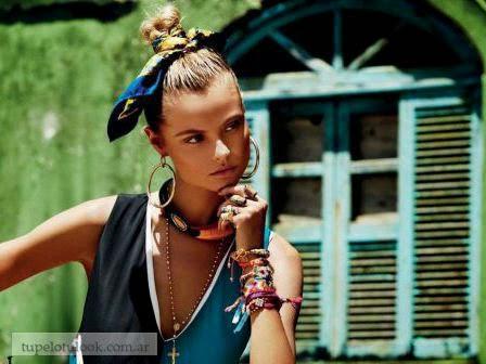 peinados faciles verano 2015