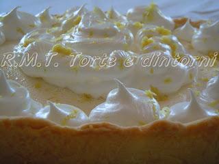 il Lemon Pie di Mecha.....ricetta di famiglia:)
