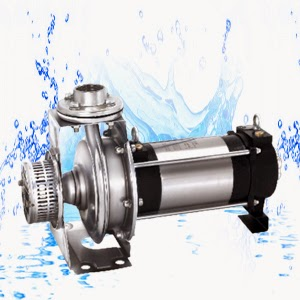 Shakti Three Phase Open Well Pump SHOS 50-160 (7.5HP) Online, India - Pumpkart.com