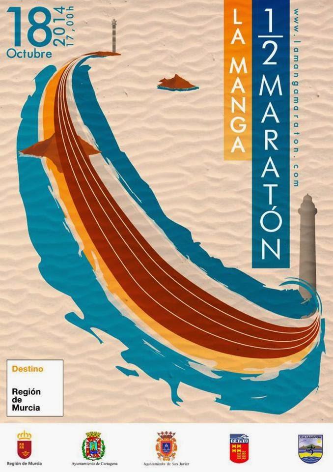 MEDIA MARATÓN LA MANGA 14.
