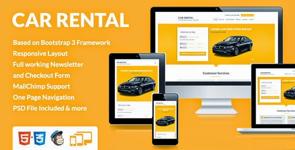 car website theme