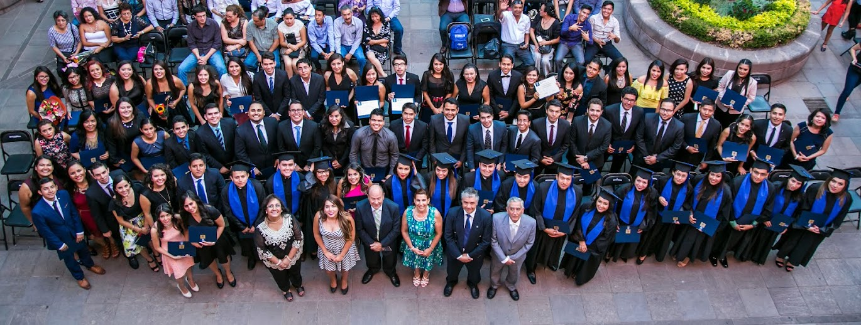 LA UASLP GRADUÓ A 88 PROFECIONISTAS DE LA FACULTAD DE CIENCIAS QUÍMICAS, GENERACIÓN 2017