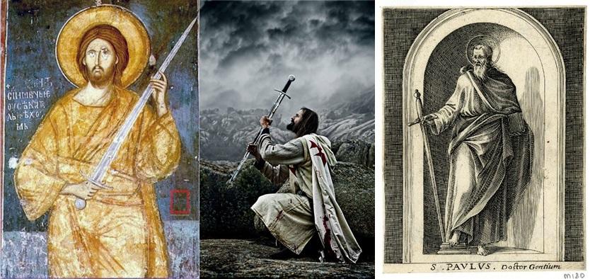 Ο Χριστιανός μπορεί να είναι άραγε ταυτόχρονα και Πολεμιστής; (Μέρος 4ο)