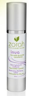 Inua Zorah Biocosmétiques