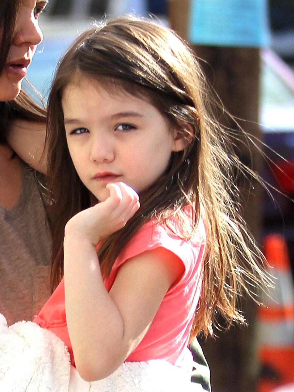 Suri Cruise | HD Wallpapers (High Definition) | Free ...