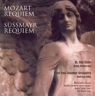 St Olaf Choir – Mozart: Requiem & Süssmayr: Requiem