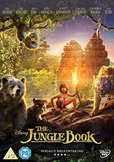 The Jungle Book 2016 Hindi Dual Audio BluRay | 720p | 480p