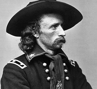 George+A.+Custer Memorial Day famous war heroes