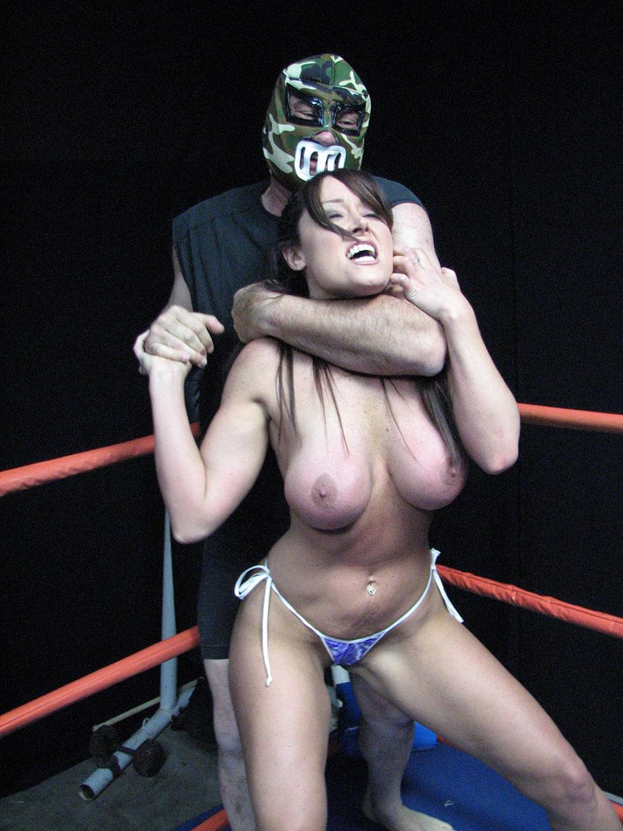 Are not Female nude wrestling christina carter