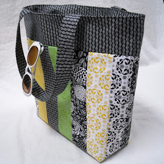 Reversible Bookbag Tote