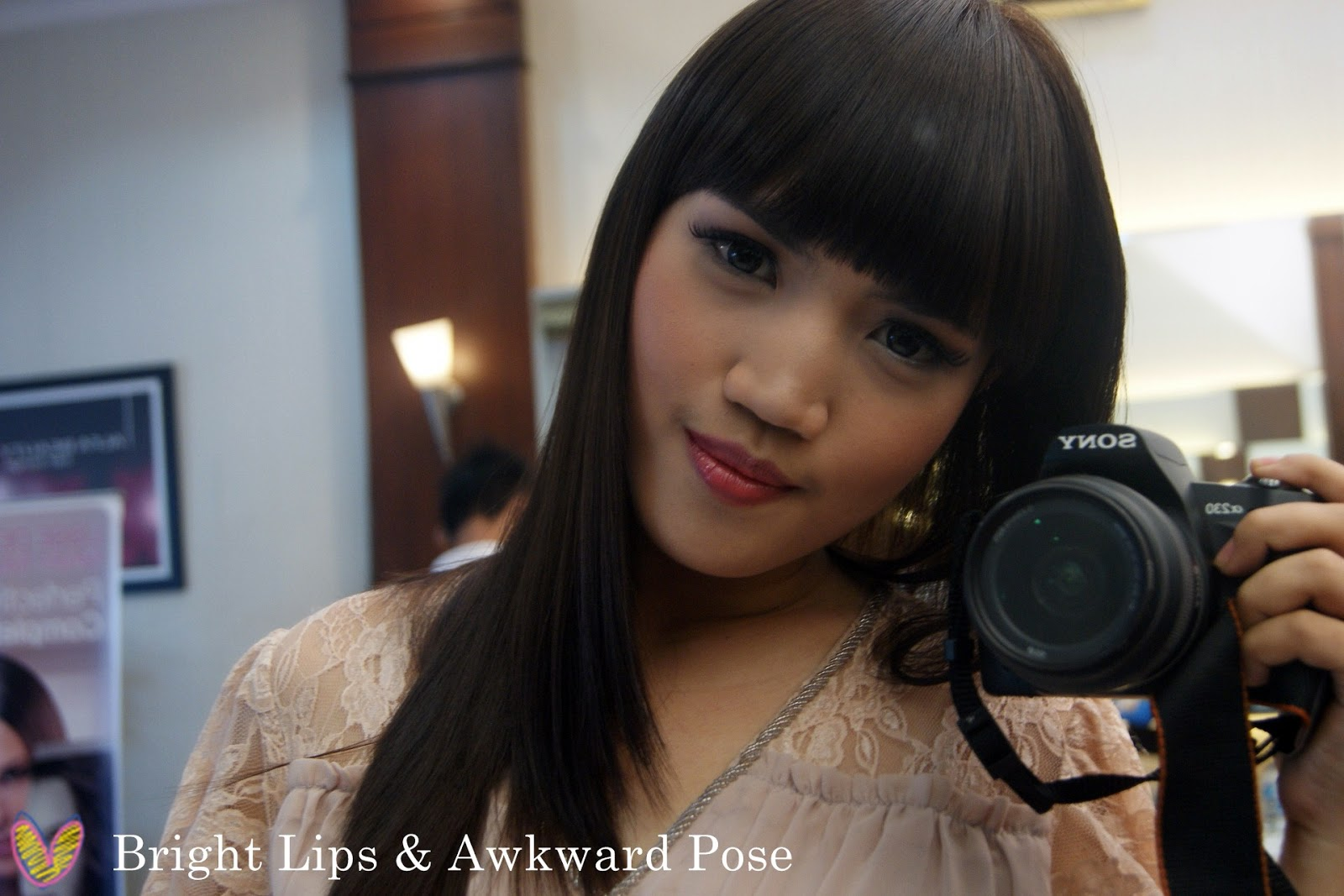 Bright Lips Amp Awkward Pose Sponsored Treatment Lisse