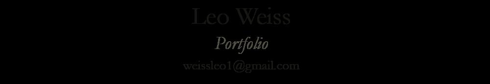 Leo Weiss