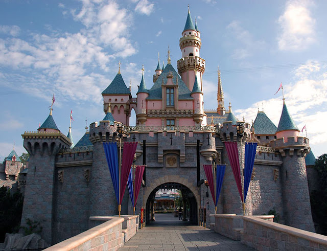 Disneyland Los Angeles Park Opening 2013