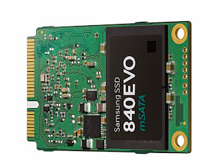 Samsung Luncurkan 1TB mSATA 840 EVO SSD